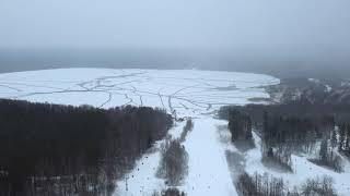 Горнолыжный курорт Красное озеро
