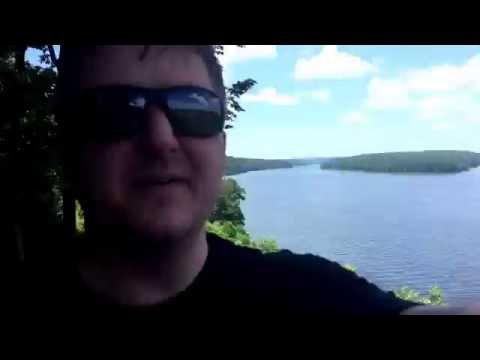 Jordan Dam in Moncure, NC