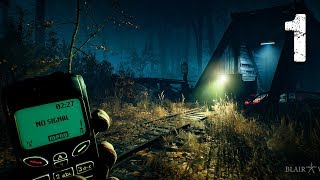Blair Witch - Part 1 - SCARIEST GAME OF 2019