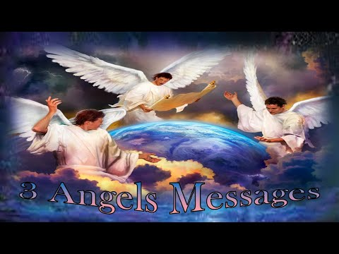 The Three Angels Messages & The Coming Sunday Law