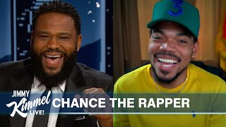 Chance the Rapper on NBA Finals, Friendship with Giannis & Movie Magnificent Coloring World