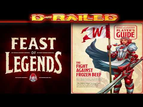FEAST OF LEGENDS New RPG Game From WENDY'S Free RPG Download Online D & D
