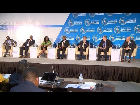 Livestream - #EveryLifeMatters High Level Panel Discussion