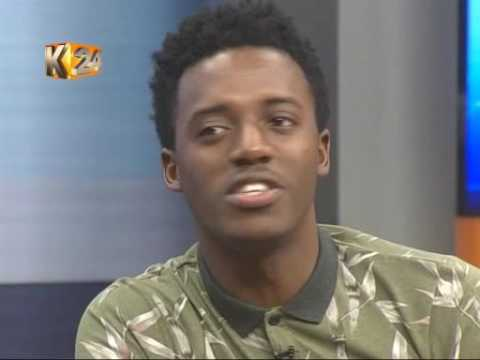 K24 Alfajiri Exclusive: Up Close & Personal with Romain Virgo