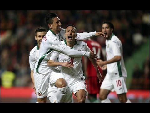 Portugal vs Bulgaria 0 - 1 ( Friendly Match 25/03/2016 )