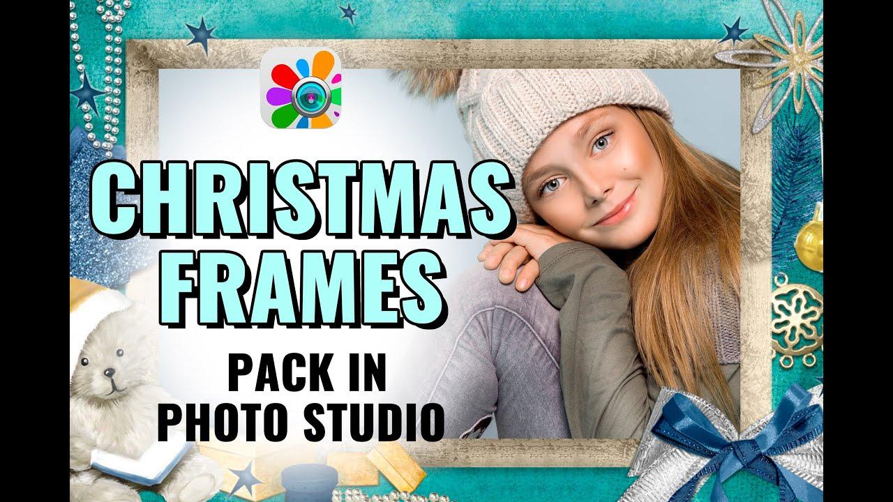 christmas photo frames 2018 photo editor app collage maker