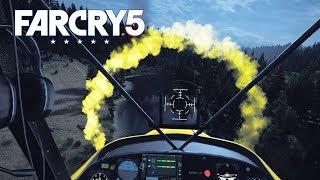 FAR CRY 5 #10 - Missão De Avião Insana! (Gameplay Português PT BR no PC - BRKsEDU)