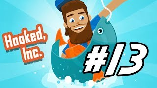 Hooked, Inc. - 13 - Tikata Beach in a Tier 12 Boat