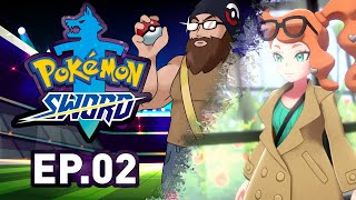 SO MANY NEW POKEMON! - Pokémon Sword/Shield Nintendo Switch Gameplay with Oshikorosu [2]