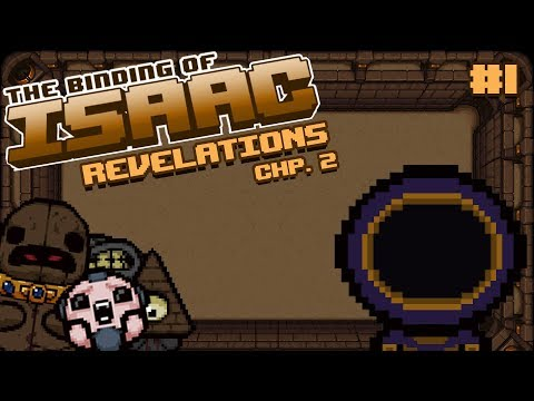 NEW FLOOR, CHARACTER, AND MORE! :: Binding of Isaac: Revelations Ch. 2 :: 1