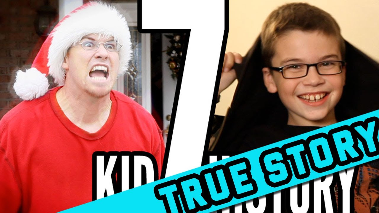 The True Story Interviews Kid History Christmas Episode 7