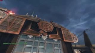 CrossFire VN - Knight SR-25 Burning Shot Gameplay in Boss Arena (Hard)