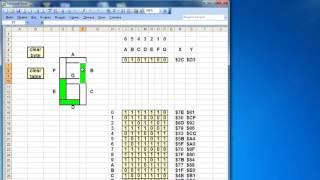 Лекция 334. Формирование кодов для семисегментного индикатора