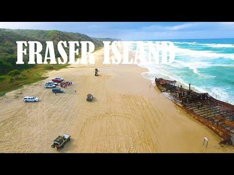 FRASER ISLAND SEPTEMBER 2016