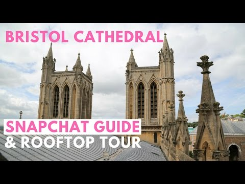 Bristol Cathedral Rooftop Tour and Review
