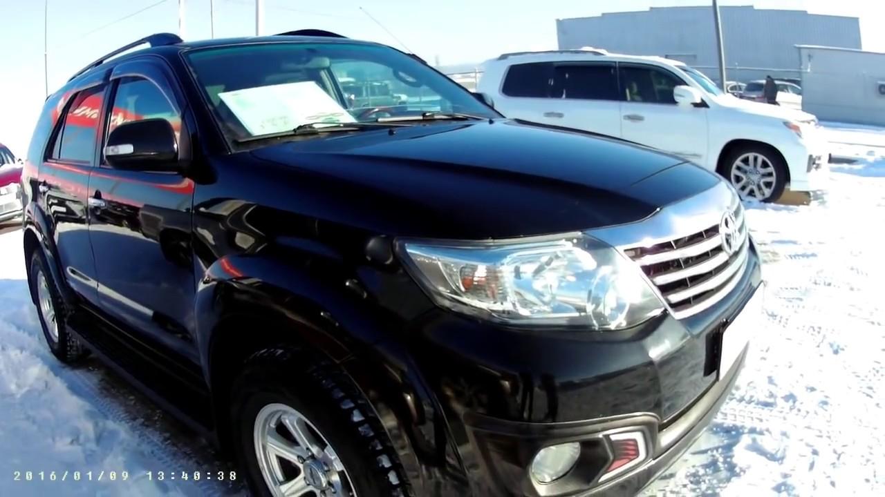 Обзор Toyota Alphard Hybrid 4WD 2015 - Папа всех минивенов ! - YouTube