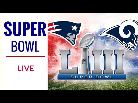♨️🏈Super Bowl 2019 Live Stream🏈♨️ Watch Patriots Vs Rams Free Online Without Commercials