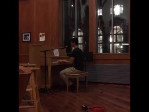 SGA Coffeehouse Performance @ Grove City College (October 5, 2016)
