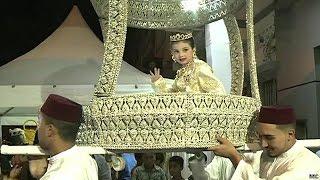المغرب: عائلات تحتفل أطفالها الصائمين لأول مرة