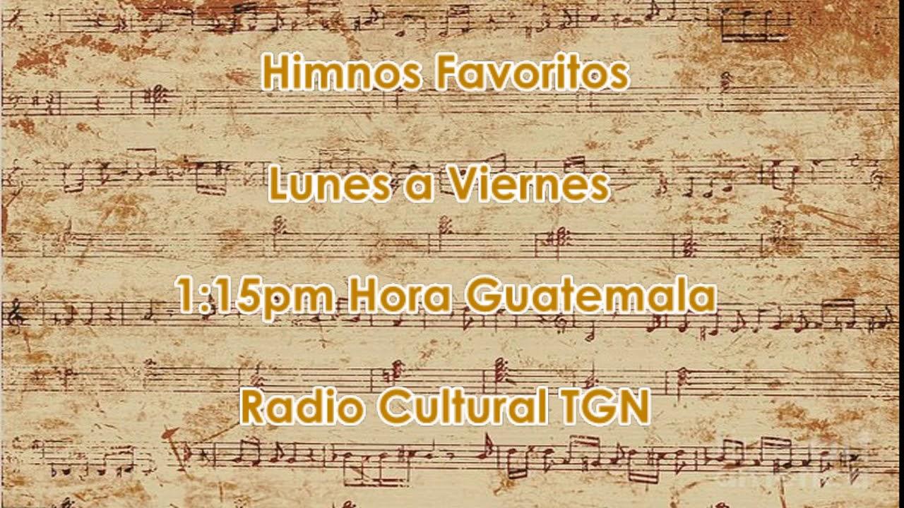 Programa Radial Himnos Favoritos #20 El Dulce Duo