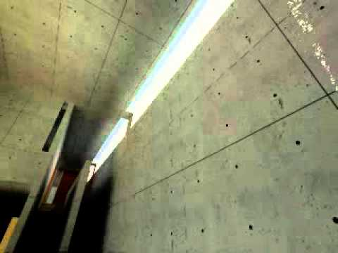 Tadao Ando  Casa Koshino  Pared Salon  YouTube
