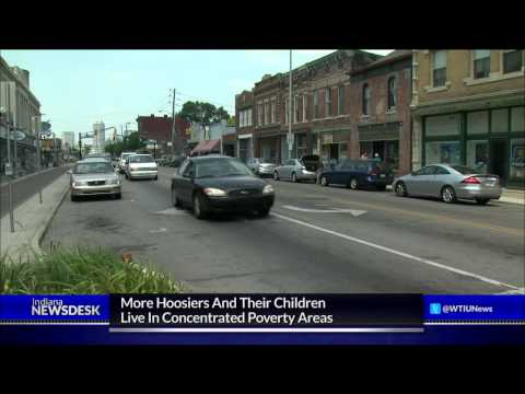 Report: More Children Living In Poverty In Concentrated Areas