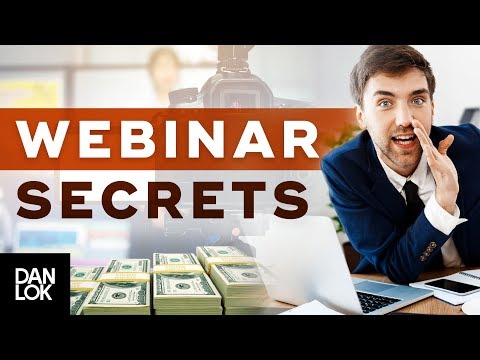 Webinar Secrets The Top Marketers Won't Tell You (Controversial) |  High Converting Webinar Ep. 6