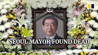 Seoul mayor found dead after reported missing