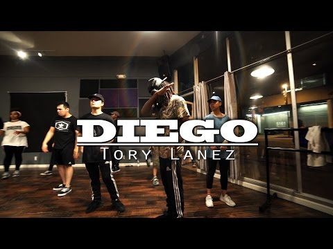 Tory Lanez - Diego Choreography | by Mikey DellaVella | @torylanez