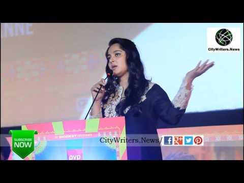 Anushka's Inji Iduppazhagi Audio Launch Full Video | Size Zero | Arya