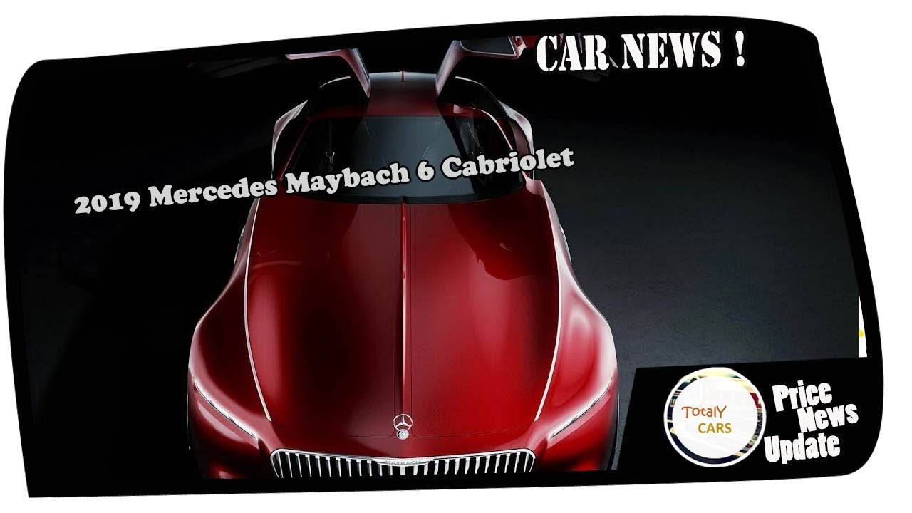 2019 Mercedes Maybach 6 Cabriolet Hot Girl Unveil Hot Car Youtube