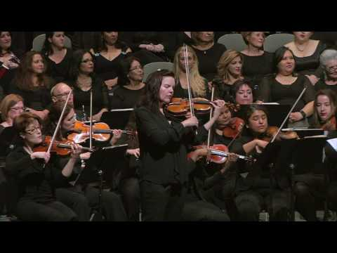 2017 Mozart Requiem El Paso Choral Society and Orchestra