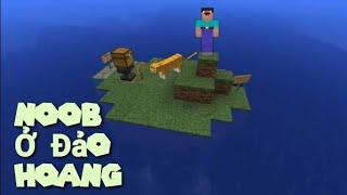 Minecraft Pe • Sinh Tồn Trên Đảo Hoang Và Cái Kết Thật Bất Ngờ