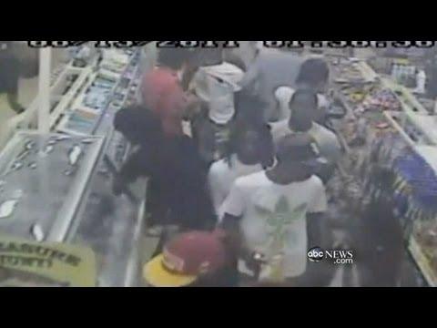Flash Mobs Caught On Tape Terrorizing U.S. Cities