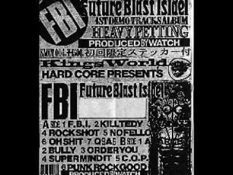 F.B.I - heavy petting Demo Tape 1992