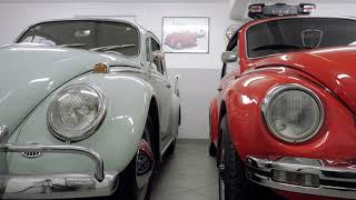Spoznajte Aca in njegove VW starodobnike