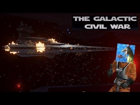SPACE  The Galactic Civil War 0.22