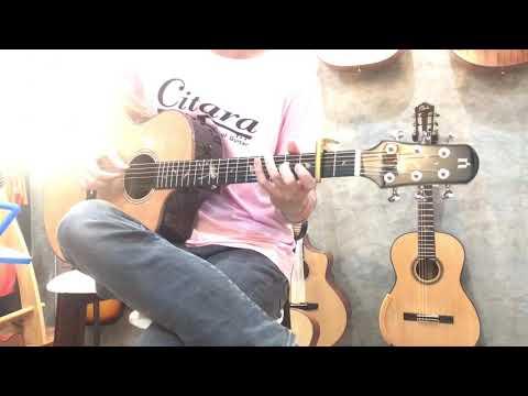 Canon In D ' Natasha Guitar JC2 Review By Citara House Of Guitar