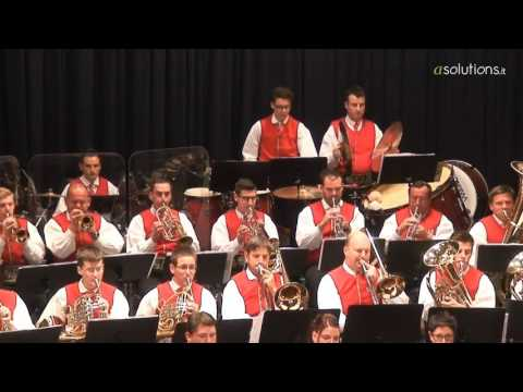 The Lord of the Rings - Johan de Meij; Musikkapelle Vahrn; Dirigent Toni Profanter
