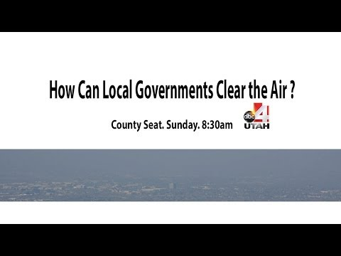 Air Quality on The Wasatch Front, County Seat