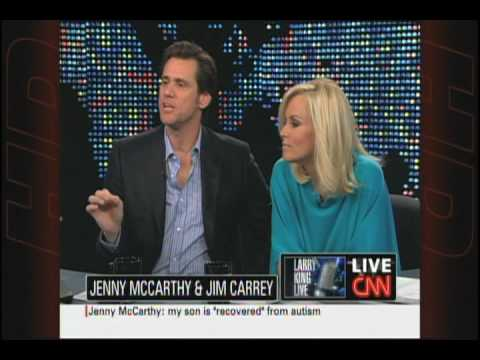 Larry King - Jim Carrey & Jenny McCarthy