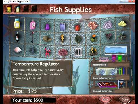 Fish Tycoon Hack (Full Version)