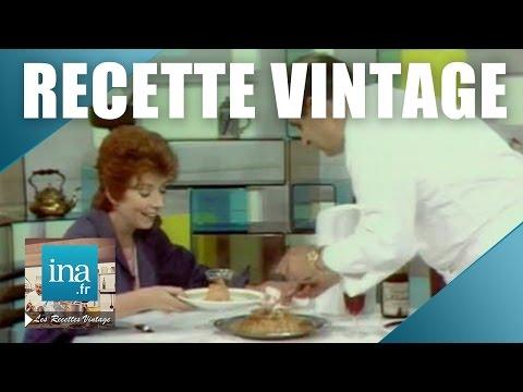 Recette : Le gâteau de foie de volaille de Paul Bocuse   Archive INA