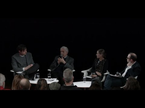 """Where is the critical voice in architecture today?"" with K. Frampton, K. Easterling & C. Buckley"