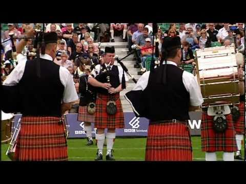 World Pipe Band Championships 2010
