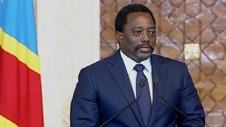 كلمة رئيس الكونغو الديمقراطية جوزيف كابيلا خلال المؤتمر الصحفي مع الرئيس السيسي