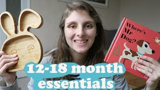 12-18 Month Essentials - Baby Favourites