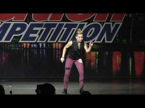 Pace Commercial Dance Audition