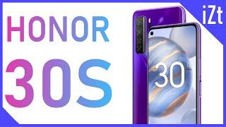 Обзор HONOR 30S - Просто Хороший Смартфон