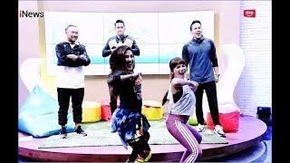 Gerakan HOT 'Zumba' Liza Natalia feat. DJ Dinar Candy Part 3A - UAT 01/02